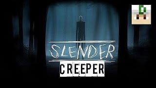 【マインクラフト・ホラー】Slender - Creeper【海外勢Map】