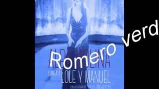 Alba Molina - Romero verde (Alba Molina canta a Lole y Manuel)