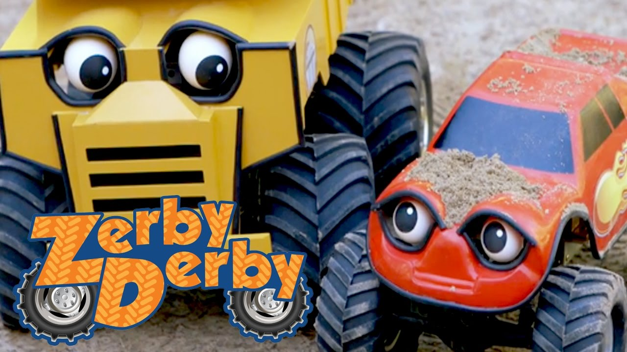 zerby derby the big move flower power best jump ever kids