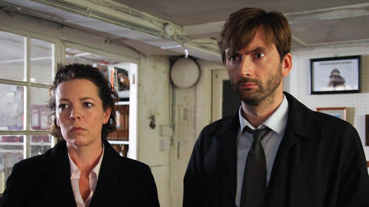 Download BROADCHURCH David Tennant in Must-See Drama Ep 6 BBC AMERICA