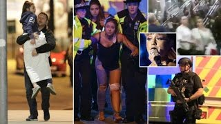 BREAKING NEWS: Terrorist Attack at Ariana Grande Concert in Manchester, England thumbnail