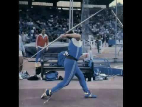 DDR Sportidole - Uwe Hohn