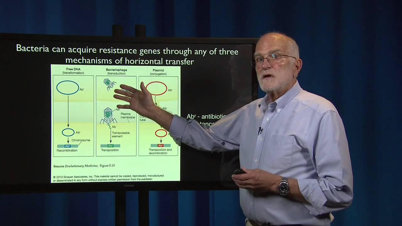 5.5 - Pathogen evolution: Resistance