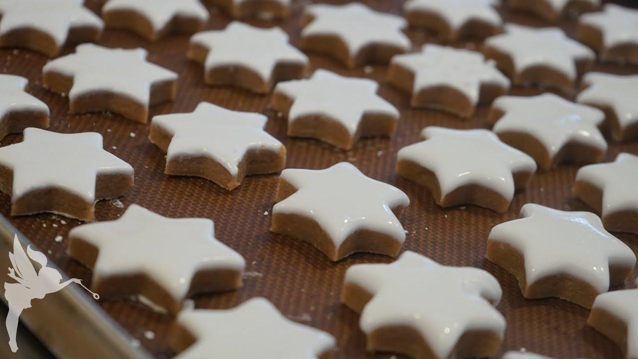 Weihnachtsgebäck Zimtsterne.Zimtsterne Klassische Zimtsterne Diy Weihnachtsgebäck Rewe X Kuchenfee Ad