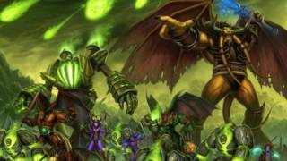 World of warcraft -  Каззак, русская озвучка/Kazzak Russian voice.