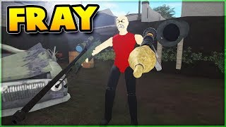 This Game Is Better Than Phantom Forces! Roblox Fray