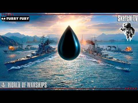⚓ МОРСКОЕ СРАЖЕНИЕ 🌊 World Of Warships. Sketch TV