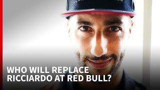 Who Will Replace Daniel Ricciardo At Red Bull?