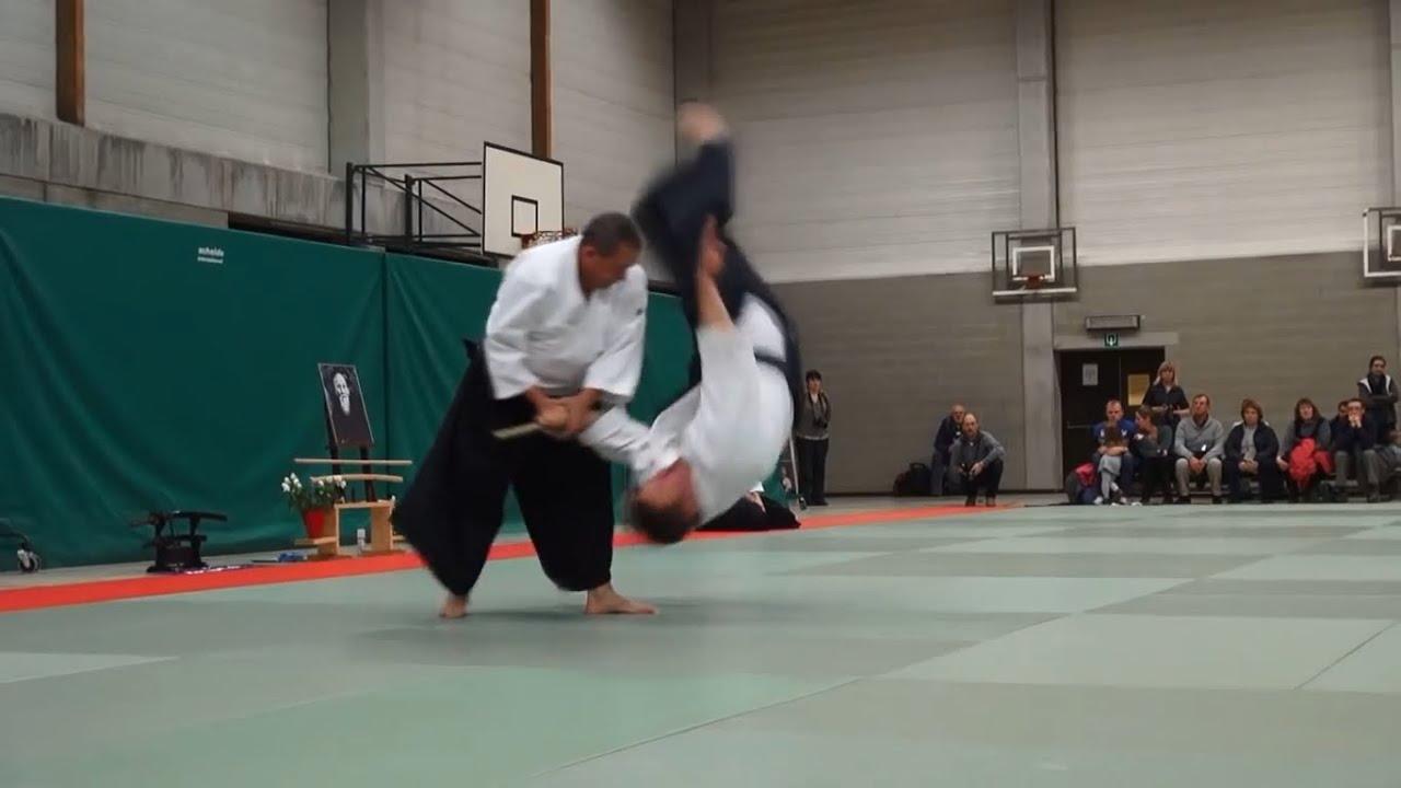 club aikido nivelles
