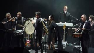 PJ Harvey - Chain Of Keys (@Paris, Zenith 2016)
