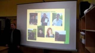 Юбилейная презентация Центра психологического лечения алкоголизма