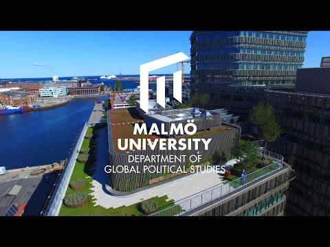 Presenting the Department of Global Political Studies at Malmö University