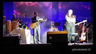 Ana Gabriel - No te hago falta / No a pedir perdón (Cubierta de Leganés, Madrid) (15/10/16)
