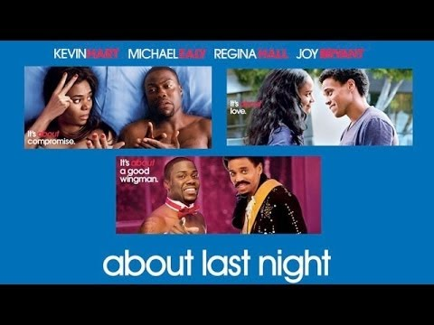 """""""About Last Night"""" Movie Review by JustinWatchesMovies"""