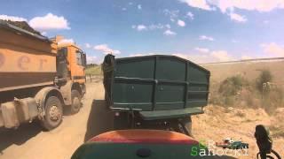 Przygotowania i prace przed żniwami 2014 - Claas Tucano 430 *Podkarpacie* GR Sanocki