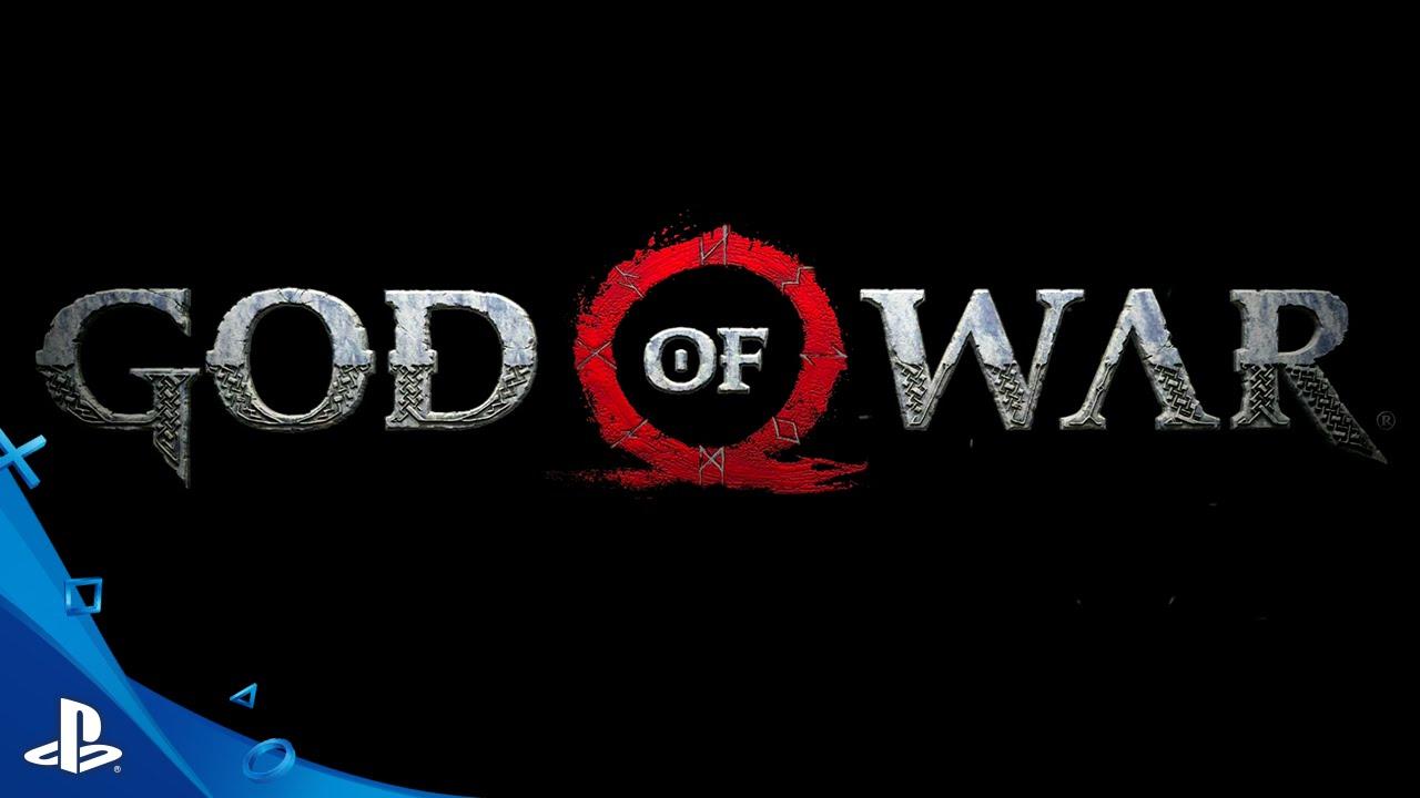God of War E3 2016 Reveal