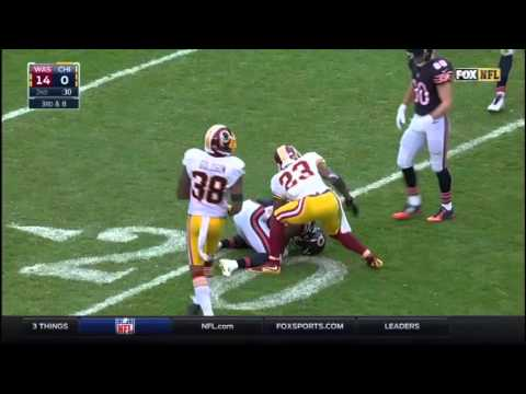 Jay Cutler 2016 Bears Highlights