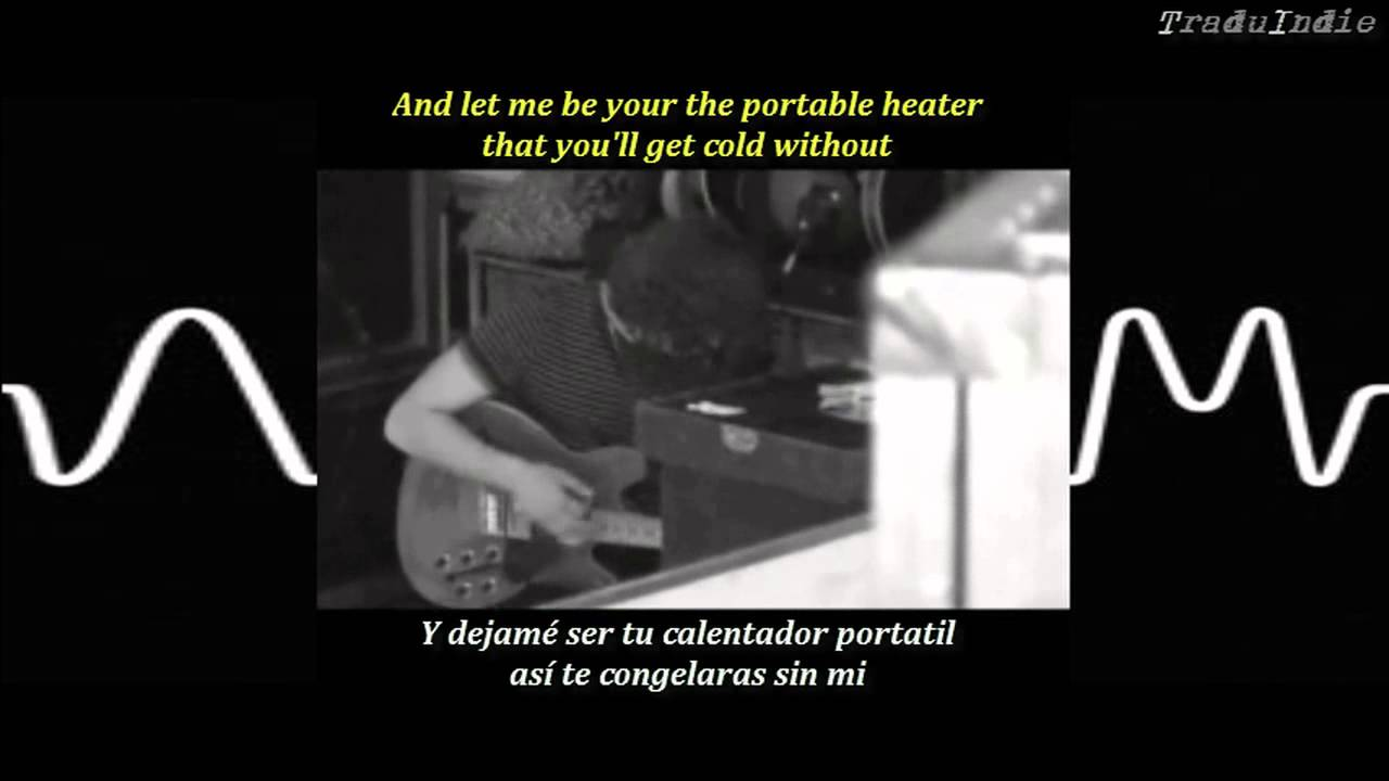 Arctic Monkeys I Wanna Be Yours Inglés Y Español