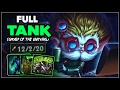 THE UNDYING DONGER? | FULL TANK HEIMERDINGER - League of Legends