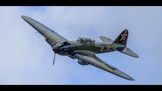 Новый полет легендарного Ил- 2 — New flight of the legendary Il- 2
