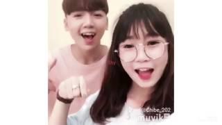 Thách đấu couple Linhh Ka- Longg Hoàng vs Longg Bii- Chii Bé
