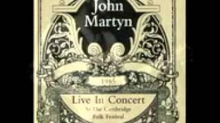 TRIBUTE TO JOHN MARTYN