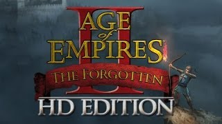 Age of Empires 2 HD - The Forgotten Expansion