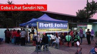 ROTI PALING LARIS DI INDONESIA, KUE ARTIS GAK ADA APA-APANYA!!! ROTI JOHN SURABAYA YANG VIRAL BANGET