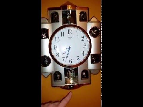 Fairy Tale Japan Rhythm Clock
