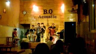 Cover Chơi Vơi Tôi Ru Tôi _ B.O Coffee Acoustic