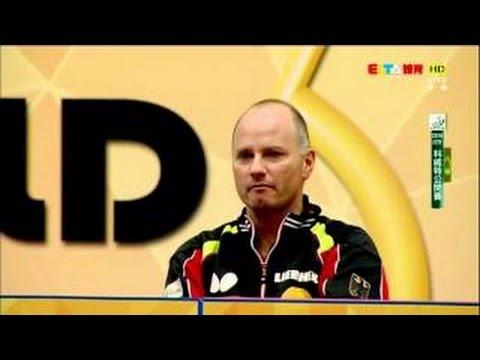 2016 Qatar Open (MS-QF) OVTCHAROV Dimitrij - ZHANG Jike [HD] [Full Match/Chinese]