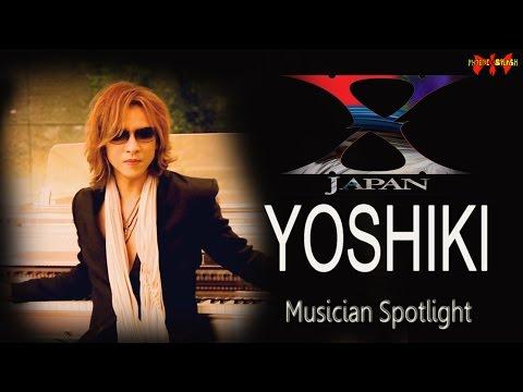 X JAPAN - Yoshiki - Musician Spotlight