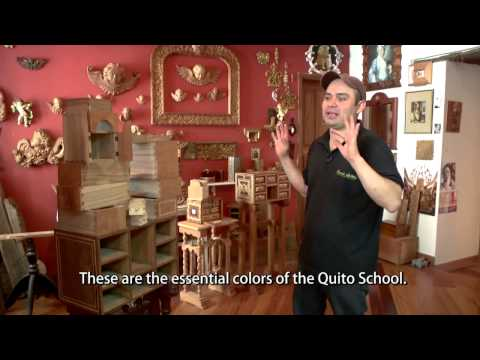 Inside The Americas - The Quito School