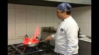 Culinária Brasil Das Gerais - Filé Flambado Com Cogumelos
