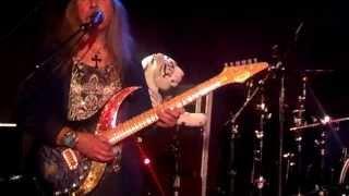 Uli John Roth Scorpions 40th Anniversary  Drifting Sun  Santa Rosa