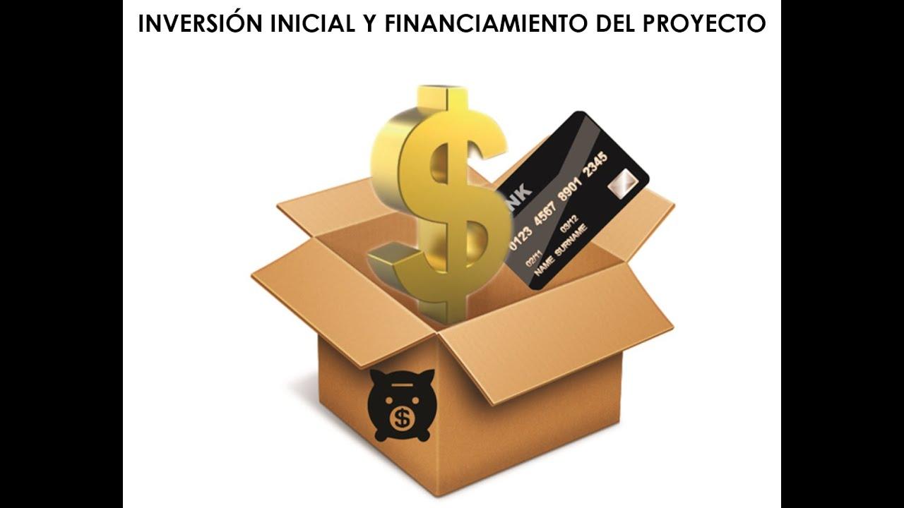 FINANCIAMIENTO DE PROYECTOS PDF