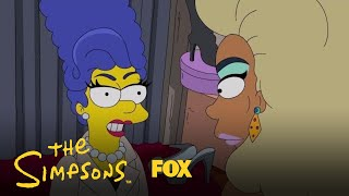 Marge Meets Queen Chante | Season 30 Ep. 7 | THE SIMPSONS