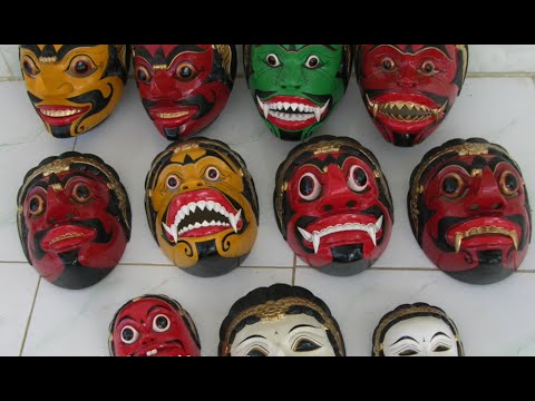 Handicrafts from Sumenep - Madura - East Java - Indonesia