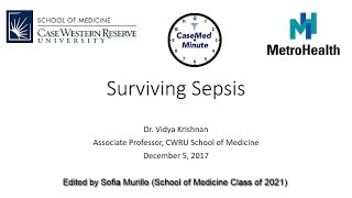 Surviving Sepsis: the Sepsis 3 Criteria