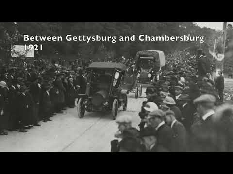 Michael Anthony Smith - Let's take a ride on the Lincoln Highway during the 1920's!