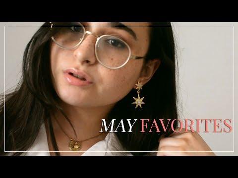 May Faves 2017 (ZELDA, beauty, manga, jewelry, music)