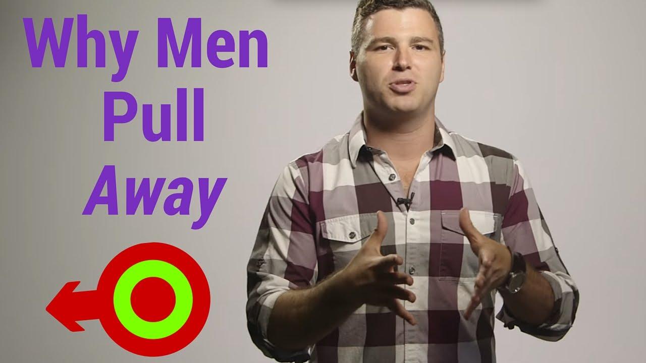 why men suddenly pull away