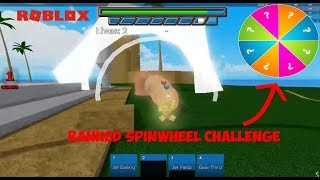 SPIN THE WHEEL CHALLENGE, RANKED! | ABA | ROBLOX