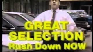 Price LeBlanc Toyota (also Jeep/Eagle) ad montage (1987-2006)