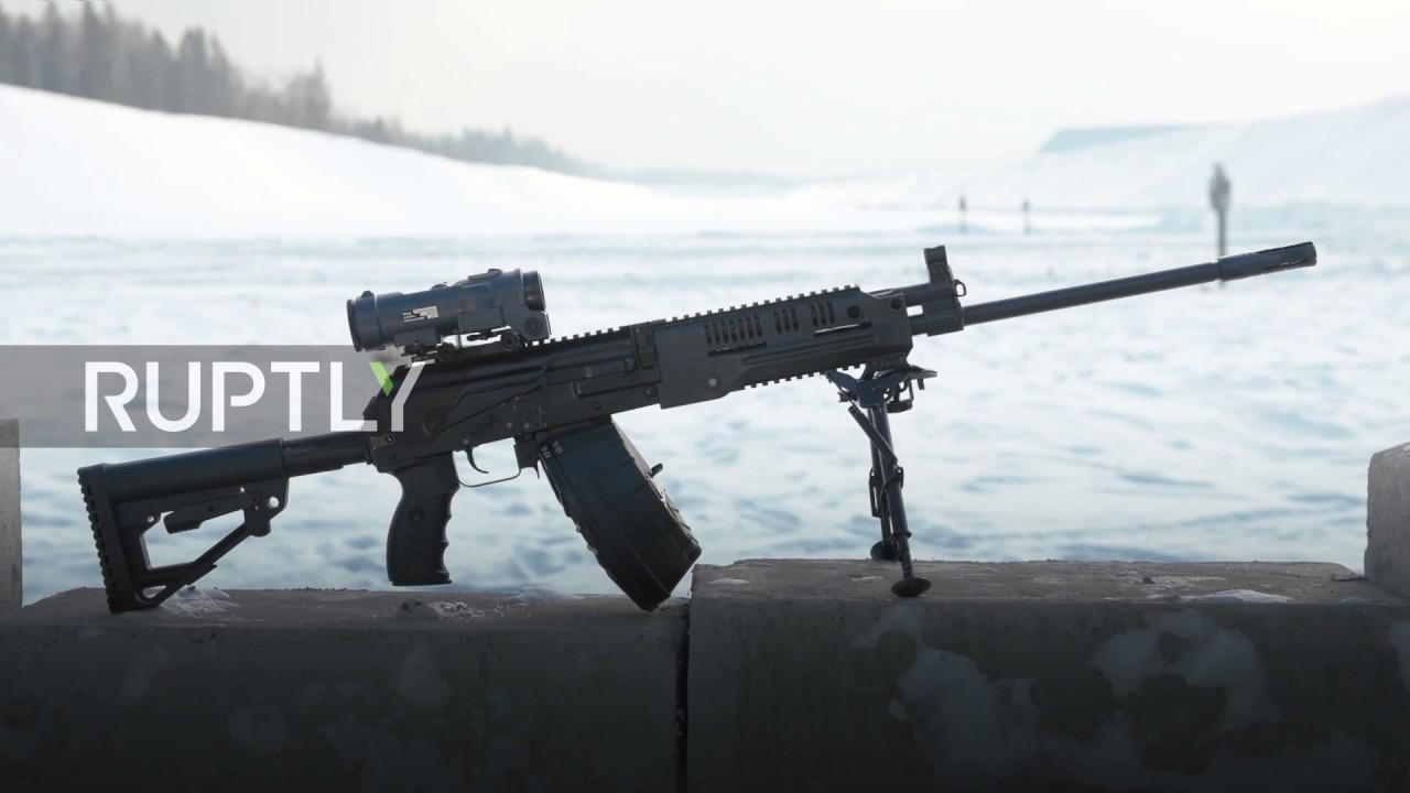 Locked and loaded: Kalashnikov releases updated RPK-16 light machine gun