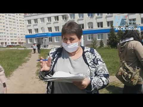 В Брянске предприниматели с Центрального рынка озвучили свои требования