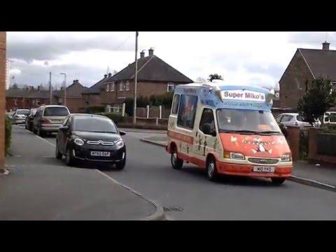 ice cream van chimes.