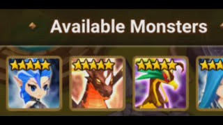 ydcb summoners war time gate summon and 5 deck arena