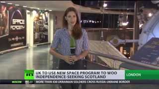 The Final Frontier: UK may award spaceport to Scotland ahead of independence vote