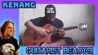 Download Alip Ba Ta reaction - Kenang  : Guitarist Reacts